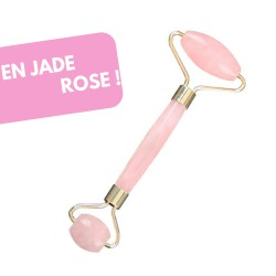 Rouleau de Massage Jade Rose